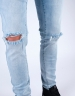 ALLDD Team Ren Denim Pants light blue 3030