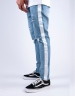 ALLDD Track Ian Denim Pants light blue 3632