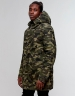 ALLDD Denim Parka woodland camo XL