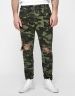 ALLDD Unchained Tim Denim Pants woodland camo 3232
