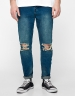 ALLDD Unchained Tim Denim Pants sand washed blue 3032