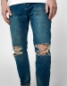 ALLDD Unchained Tim Denim Pants sand washed blue 3030