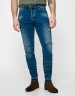 ALLDD Stacked Ian Denim Pants sand washed blue 3030