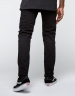 ALLDD Inverted Biker Ian Denim Pants black 3432