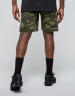 ALLDD Sid Denim Shorts woodland camo 34