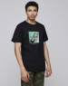 C&S Mary Jane Tee black/mc XL