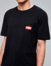 C&S Statement Tee black/red L