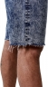 C&S ALLDD Raw Edge Denim Shorts blue 28