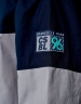 CSBL Three Peat Anorak Jacket navy M