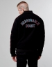 CSBL A-Listed Raglan Varsity Jacket black L