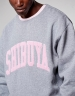 CSBL Oath Crewneck grey heather L