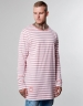CSBL Striped Scallop Longsleeve