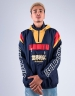 CSBL CRT Windbreaker navy/yellow XXL