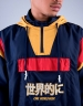CSBL CRT Windbreaker navy/yellow XL