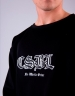 CSBL Arise Crewneck black/white L