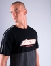 CSBL Shifter Tee black/lazerred S