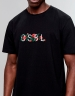 CSBL Venetian Tee black/white XL