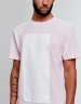 CSBL Tres Slick Tee pale pink/white S