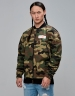CSBL Patched Loose Flight Jacket