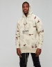 CSBL Rebel Youth Half Zip Hoody desert camo/black L