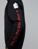 CSBL Order Half Zip Hoody black/red L