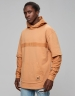 CSBL Two Face Hoody camel S