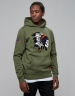 CSBL Patched Hoody olive/white XL
