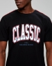 CSBL Worldwide Classic Tee black/navy M