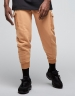 CSBL Two Face Cropped Cargo Sweatpants camel S