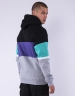 CSBL WCWW Half Zip Hoody grey heather/black L