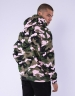CSBL Brackets Box Hoody woodrose camo/white S