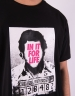 CSBL For Life Semi Box Tee black/pink XS