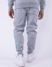 CSBL WCWW Sweatpants heather grey/purple S