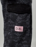 CSBL First Division Cargo Sweatpants black digi camo M