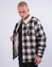 CSBL Blackletter Flannel Box Jacket black/white S