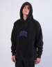CSBL Classic Arch Box Hoody acid washed/lila XS