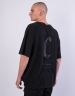 CSBL Framed Box Tee washed black/black M