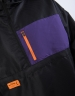 CSBL RTN Box Half Zip Windbreaker