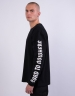 CSBL RTN Semi Box Longsleeve black/white S