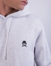 C&S PA Small Icon Hoody light grey heather/black XL