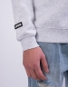 C&S WL King Lines Crewneck heather grey/mc XL