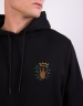 C&S WL King Lines Hoody black/mc L