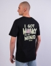 C&S WL On My Mind Tee black/mc L