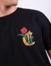 C&S WL Royal Times Tee black/mc S