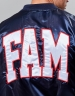 CSBL Fam Satin Bomber Jacket navy XL