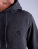 C&S PA Small Icon Hoody charcoal/black XS