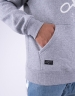 C&S PA Icon Hoody grey heather/white M