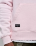 C&S PA Icon Hoody pale pink/white S