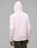 C&S PA Icon Hoody pale pink/white XS