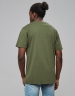 C&S PA Icon Tee olive/white M